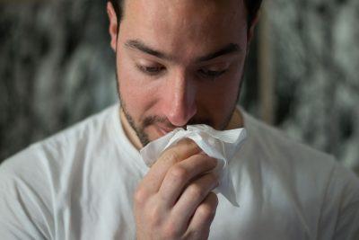 Alergia nádcha vividrin ectoin