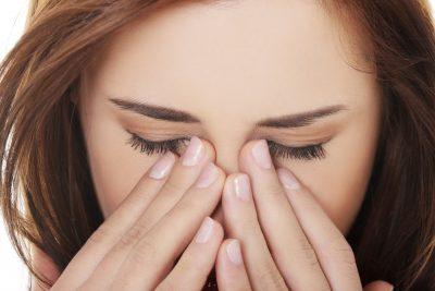 alergicka reakcia ukazka